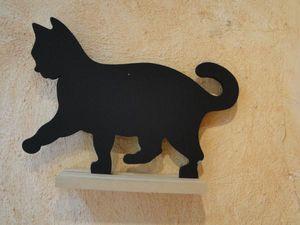LES ARDOISES DE LYON -  - Katze