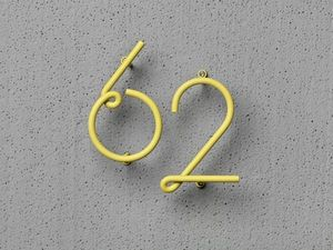 NAKNAK -  - Dekorative Ziffer