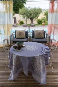 Tessitura Pardi -  - Viereckige Tischdecke