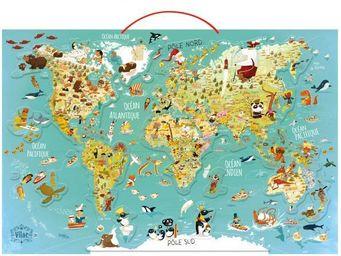 Vilac -  - Landkarte