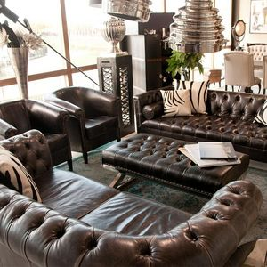 Hazenkamp -  - Chesterfield Sofa