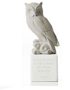 SOPHIA - sophia owl - Tierskulptur