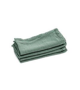 Couleur Chanvre - nouvelle couleur jade - Tisch Serviette