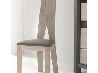 Ateliers De Langres - chaise oceane - Stuhl