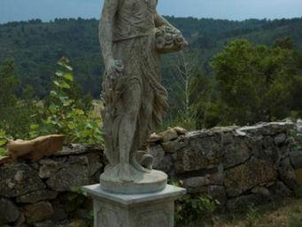 TERRES D'ALBINE - 4 saisons h150 - Statue