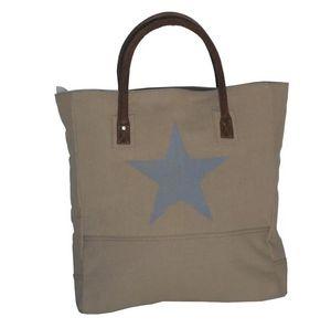 BYROOM - blue star - Handtasche