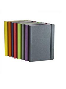 FABRIANO BOUTIQUE - ecoqua a5/a6 notebooks with elastic band - Notizbuch