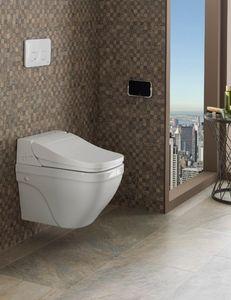 Porcelanosa Groupe - toilettes lavantes - Japanisches Wc