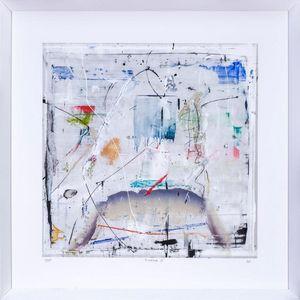 NovoCuadro - floping - Zeitgenössische Gemälde