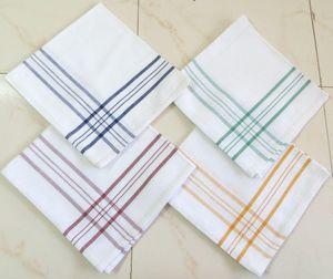 ITI  - Indian Textile Innovation - border check - Tisch Serviette