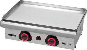 Mainho - plancha en chrome dur et acier inoxydable - Grill Plate