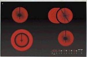 Asko - t175 - Glaskeramik Kochplatte
