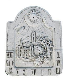 DECO GRANIT - cadran solaire village de provence - Sonnenuhr