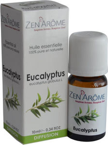 ZEN AROME - huile essentielle d'eucalyptus - Ätherisches Öl