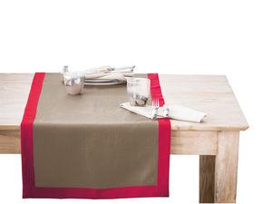 BLANC CERISE -  - Tischläufer