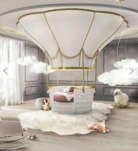CIRCU - fantasy air balloon-- - Babybett