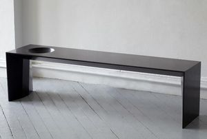 SEBASTIAN ERRAZURIZ STUDIO - bowl bench - Bank
