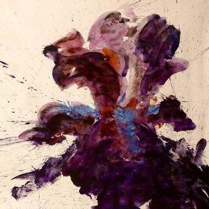 Fabienne Colin - rebelle - Zeitgenössische Gemälde