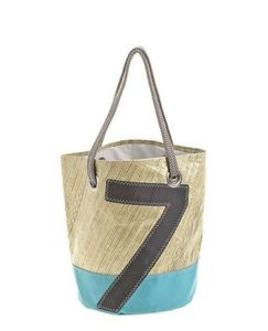 727 SAILBAGS - diego génois - Einkaufstasche
