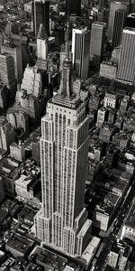 Nouvelles Images - affiche empire state building new york 1978 - Plakat