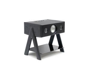 LA BOITE CONCEPT - cube black lw - Lautsprecher