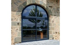 MILLET -  - Schiebeglasfensterfront