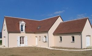 CONSTRUCTIONS IDEALE DEMEURE -  - Geschossiges Haus