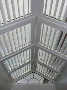 DECO SHUTTERS - veranda - Innen Jalousie