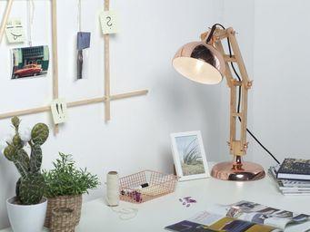 BELIANI - lampe de bureau - Schreibtischlampe