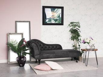 BELIANI - chaise longue - Liegesofa
