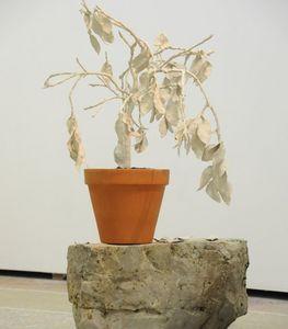 STÉPHANE THIDET - installation-.. - Skulptur