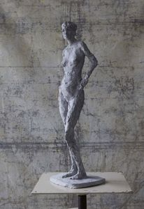 SYLVIE FALCONNIER - electre - Skulptur