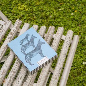 ALIBABETTE EDITIONS -  - Skizzenbuch
