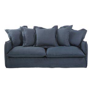 MAISONS DU MONDE - canapé lit 1371616 - Sofa 4 Sitzer