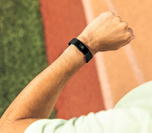 FITBIT - inspire hr - Verbundenes Armband