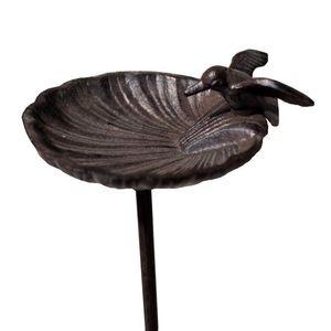 CHEMIN DE CAMPAGNE - bain d'oiseau 1391355 - Vogelbad