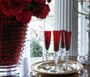 Baccarat - coffret 2 flûtes véga - Champagnerkelch