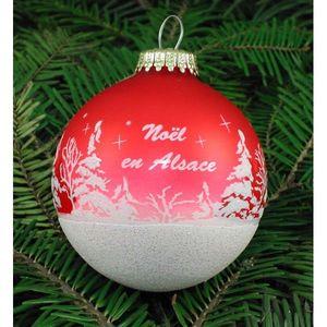 Arts Et Collections d'Alsace -  - Weihnachtskugel