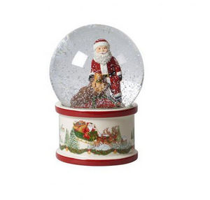 VILLEROY & BOCH - toys boule de neige - Weihnachtstischdekoration