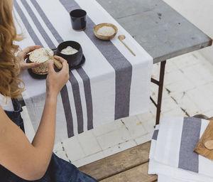 Libeco Home - falls gap - Tischläufer