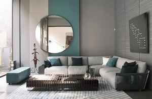 Giorgetti - adam - Sofa 5 Sitzer