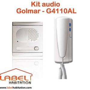 GOLMAR -  - Eingangs Videoüberwachung