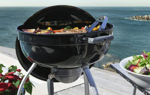 40 store - charcoal pro - Holzkohlegrill