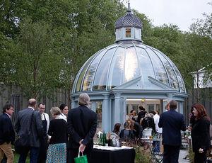 Calmels Design - khôra dome - Gloriette