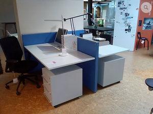 TECNO - extra dry set 2 bureaux - Schreibtisch