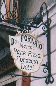 Art Florence -  - Reklameschild