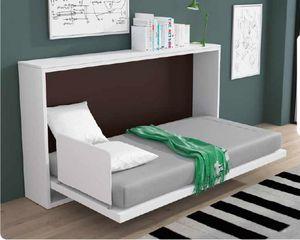 Les tendances -  - Hochklappbares Bett