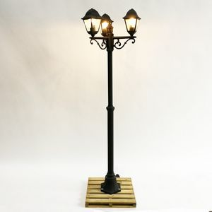 DECO PRIVE - lampadaire parisien - Gartenstehlampe