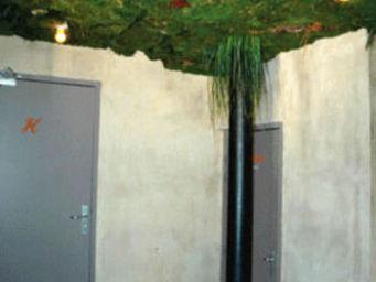 Hortus Verde - plafond-jungle - Stabilisiertes Laub