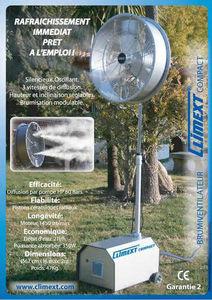 CLIMEXT - brumiventilateur - Zerstäuber